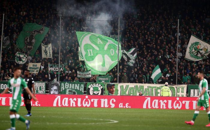ΣΥΓΚΛΟΝΙΣΤΙΚΗ η στήριξη των οπαδών: «Εγώ θα σε αγαπώ και μη σε νοιάζει» | panathinaikos24.gr