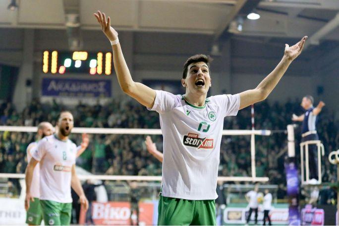 Ανδρεόπουλος στο Panathinaikos24.gr: «Δικαίωση για μας αυτός ο τίτλος» | panathinaikos24.gr
