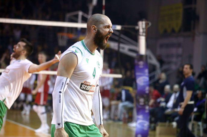 Παναθηναϊκός: Δύο «πράσινοι» στην Dream Team της 13ης αγωνιστικής | panathinaikos24.gr