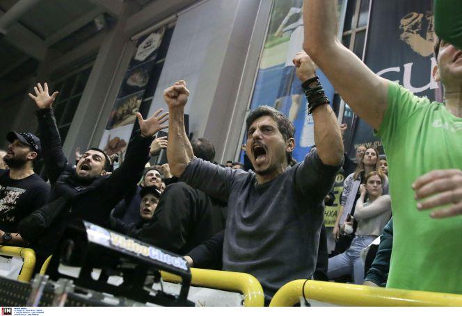Πριμ από Γιαννακόπουλο στην ομάδα βόλεϊ | panathinaikos24.gr