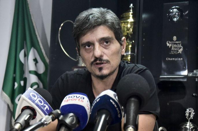 Γιαννακόπουλος σε παίκτες: «Απαιτώ να ματώσετε τη φανέλα» | panathinaikos24.gr