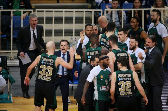 Οι καλύτερες στιγμές της αγωνιστικής με καρφωματάρες Παπαγιάννη – Μπεντίλ (vid) | panathinaikos24.gr