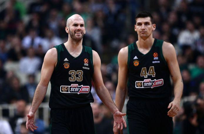 Ανεξήγητο μπλακ – άουτ και ήττα από την Μπαρτσελόνα! | panathinaikos24.gr
