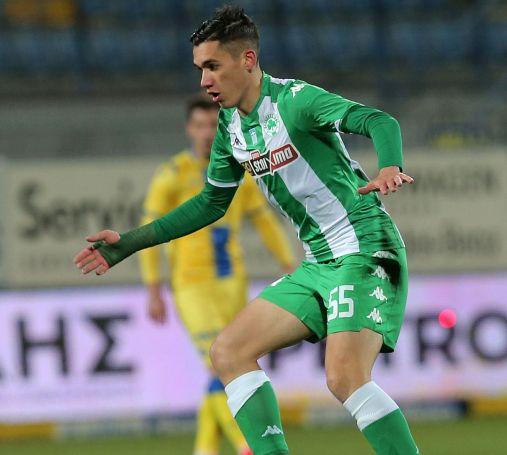 Αλεξανδρόπουλος: «Το όνειρο μου είναι να παίξω στον Παναθηναϊκό»   panathinaikos24.gr