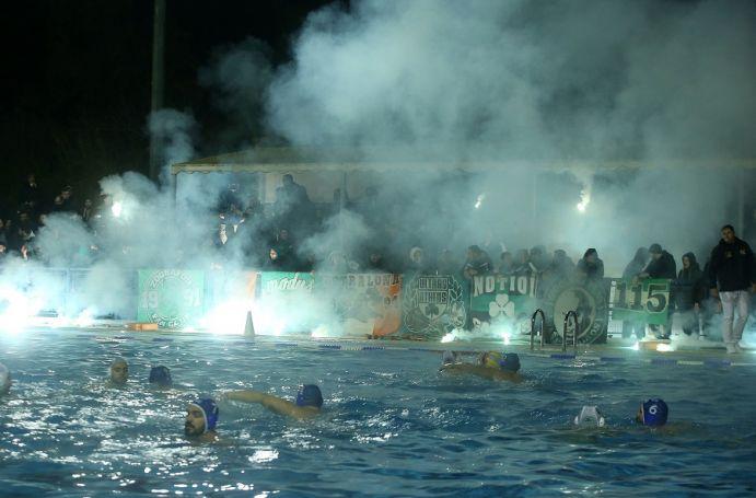 Λύγισε στο τέλος ο Παναθηναϊκός – Φοβερή η παρουσία της Θύρας 13 (pics) | panathinaikos24.gr