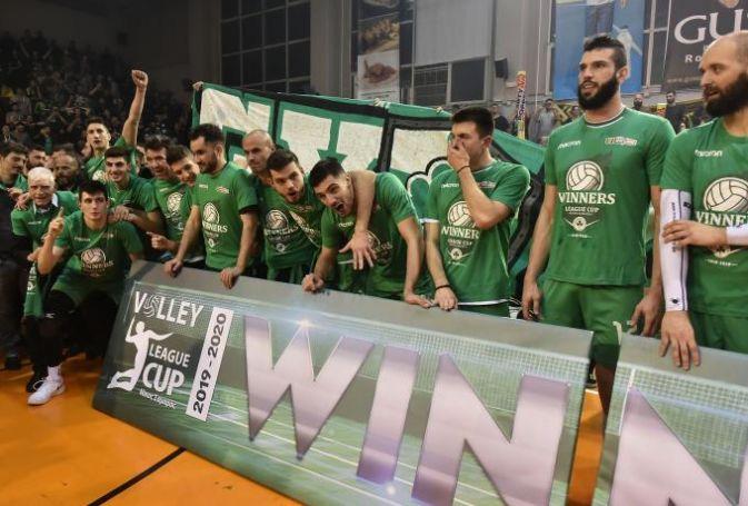 Standing ovation για την ομάδα βόλεϊ του Παναθηναϊκού στο ΟΑΚΑ! (vids) | panathinaikos24.gr