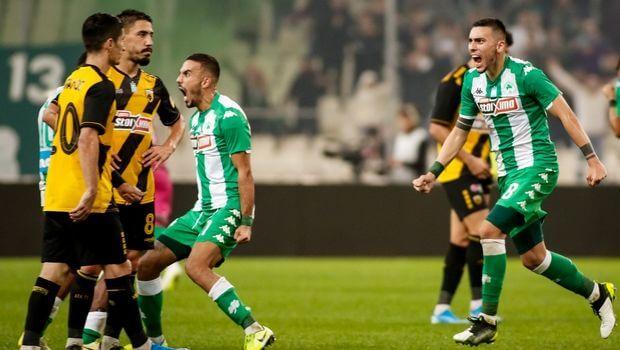 ΑΕΚ – Παναθηναϊκός: Εδώ θα δείτε το παιχνίδι | panathinaikos24.gr