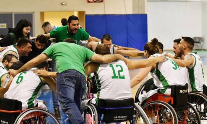 Στην μάχη της Α1 η πράσινη ομάδα με αμαξίδιο | panathinaikos24.gr