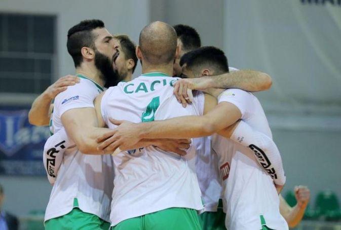 Ο «χρυσός» πόντος: Έτσι κατέκτησε την κούπα ο Παναθηναϊκός! (vid) | panathinaikos24.gr