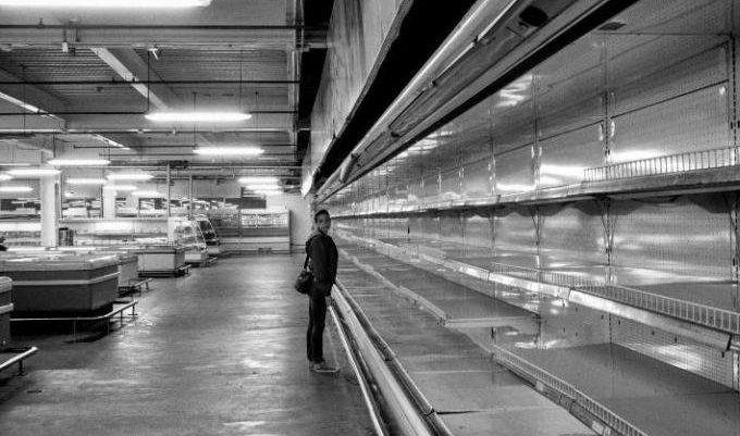 Πανικός και οσμή θανάτου: Η τελευταία φορά που άδειασαν τα σούπερ μάρκετ στην Ελλάδα | panathinaikos24.gr