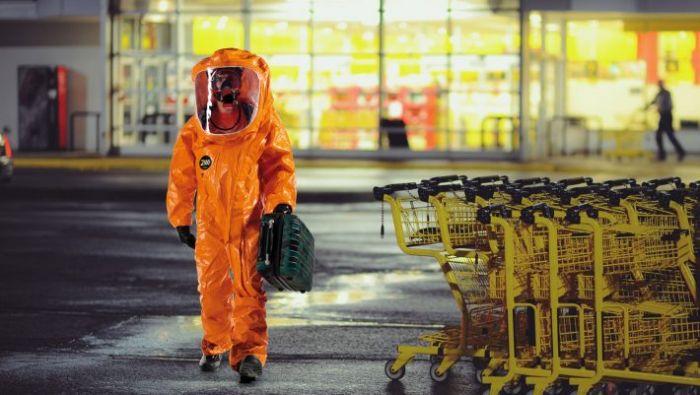 Πάνω απ' όλα ψυχραιμία: Η εικόνα των σούπερ μάρκετ λίγες ώρες μετά το πρώτο κρούσμα κορωνοϊού στην Ελλάδα (Pics) | panathinaikos24.gr