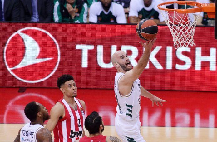 Έκανε τον Μακίσικ… Τζόρνταν – Τελικός το παιχνίδι με την ΤΣΣΚΑ | panathinaikos24.gr