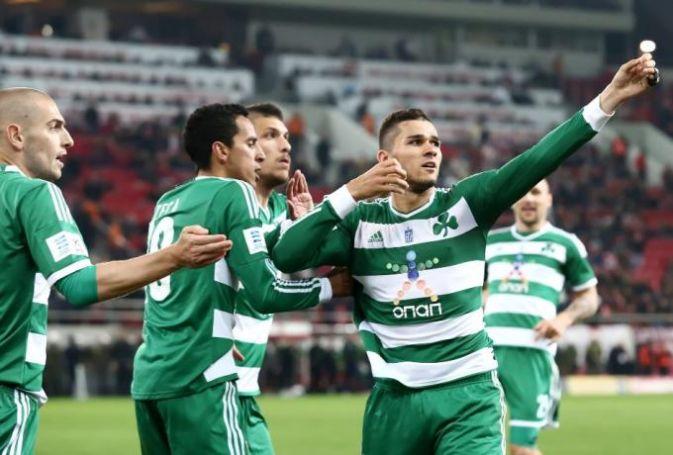«Πράσινο» πάρτι με 0-3 και… τέλος το αήττητο του Ολυμπιακού (vid)   panathinaikos24.gr