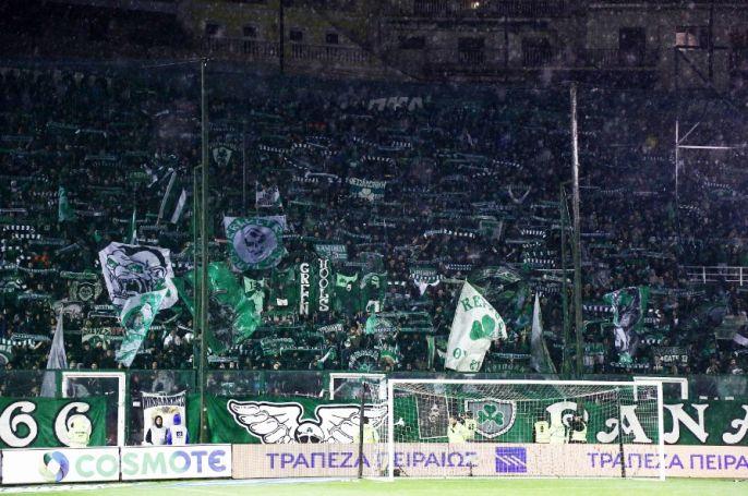 Τριαντόπουλος και Μαλακατές στη Θύρα 13! | panathinaikos24.gr