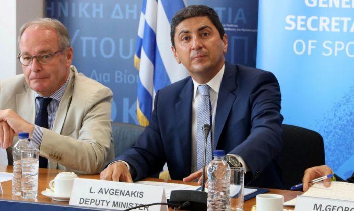 Αυγενάκης: «Τον Μάιο αρχίζουν οι προπονήσεις» | panathinaikos24.gr