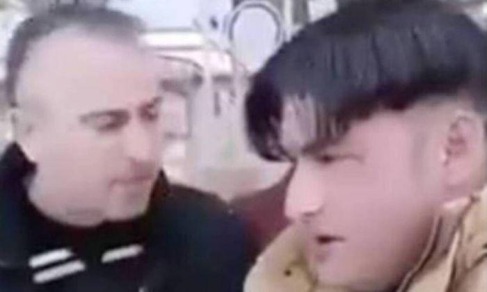 Παρέμβαση Εισαγγελέα για το video με μπούλινγκ οπαδού του ΠΑΟΚ σε μουσουλμάνο μετανάστη   panathinaikos24.gr