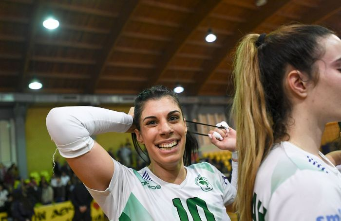 «Σαν σήμερα πέρυσι ήμουν πιο χαρούμενη από ποτέ γι΄ αυτό που πετύχαμε»! | panathinaikos24.gr