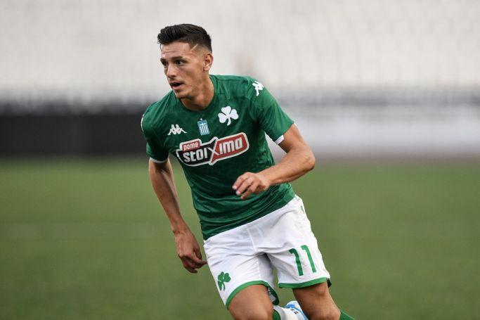 Χατζηγιοβάνης: «Πιο σημαντικά στην καριέρα μου τα γκολ με ΠΑΟΚ και Άρη» (Vid) | panathinaikos24.gr