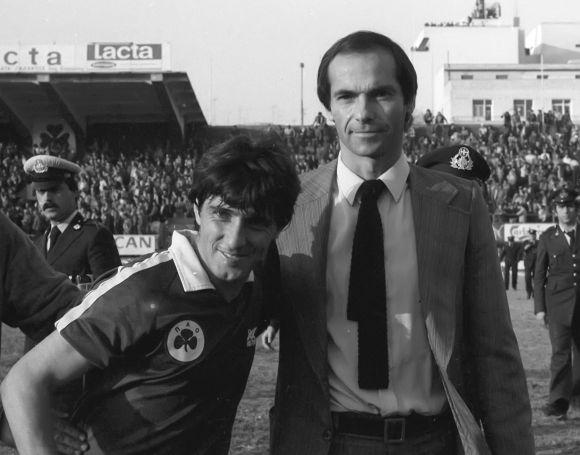 Το μοναδικό γκολ του Γιάννη Κυράστα με τη φανέλα του Παναθηναϊκού (Vid) | panathinaikos24.gr