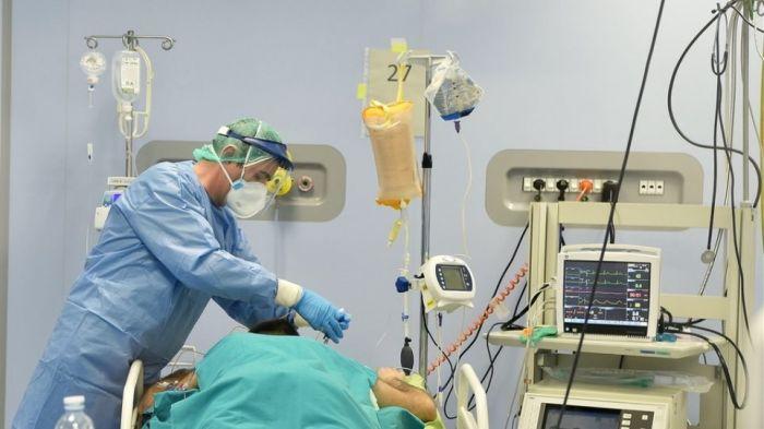 Βρετανία-κορωνοϊός: 596 νέοι θάνατοι στα νοσοκομεία, περισσότεροι από 16.000 συνολικά | panathinaikos24.gr