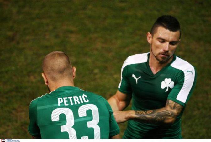 Απίθανο… γλέντι Πέτριτς σε Πράνιτς: «Σαν τον Ροβινσώνα Κρούσο έγινες!» (pic)   panathinaikos24.gr