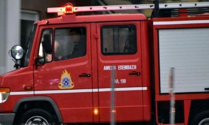 Έκτακτο: Φωτιά στον Κορυδαλλό!   panathinaikos24.gr