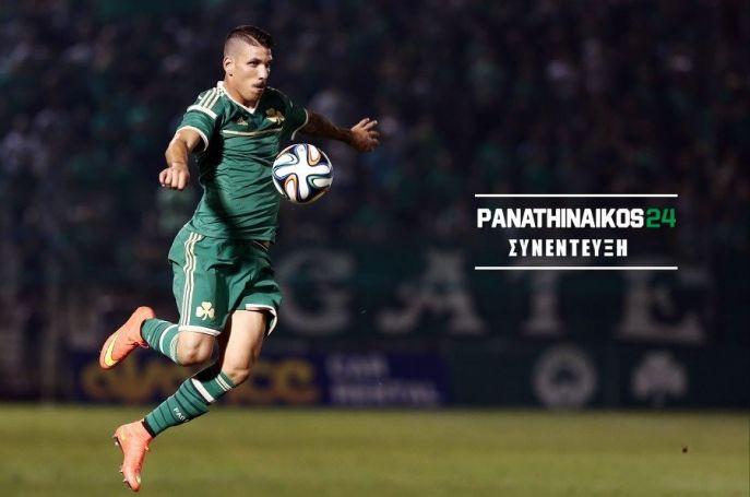 Τριανταφυλλόπουλος: «Πάλεψα για τον Παναθηναϊκό, αλλά κάποιοι δεν το εκτίμησαν»   panathinaikos24.gr