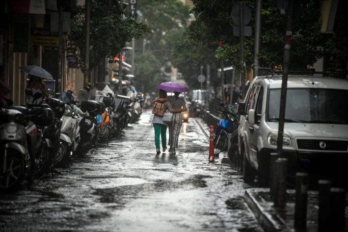 Βροχερός ο καιρός την Κυριακή – Η πρόγνωση -Έκτακτη ανακοίνωση από την πολιτική προστασία (vid) | panathinaikos24.gr