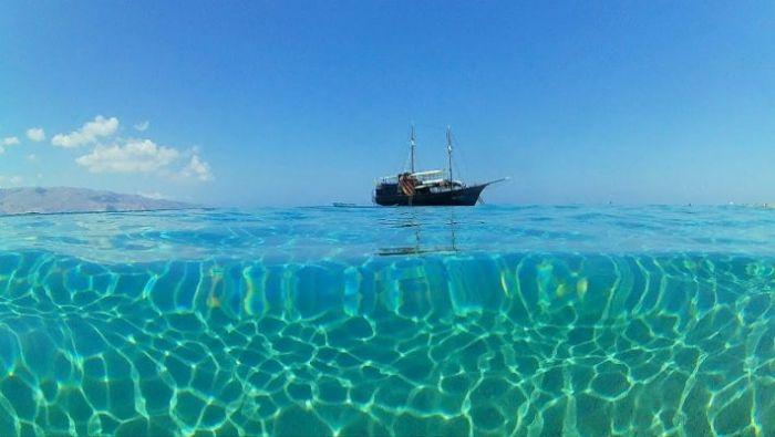 Αννέγιχτος παράδεισος: To ελληνικό νησί με ανόθευτη ομορφιά που σαγήνεψε την Νταϊάνα (pics) | panathinaikos24.gr