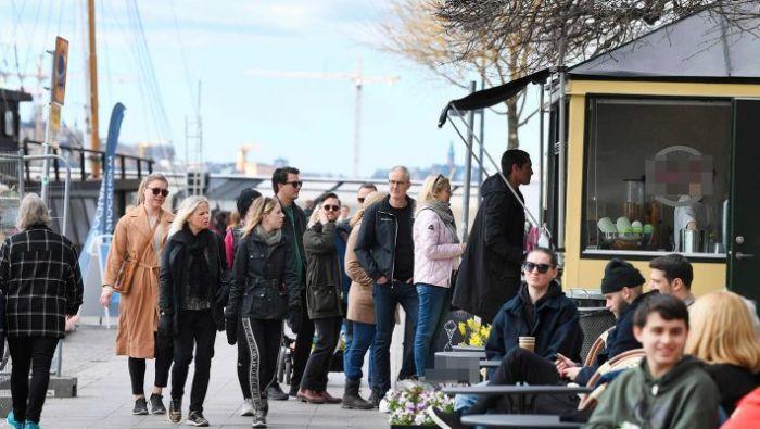 Κατέρρευσε η ανοσία της αγέλης: Ο θλιβερός απολογισμός του σουηδικού μοντέλου | panathinaikos24.gr