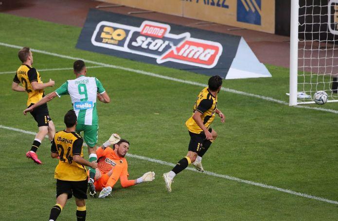 Παναθηναϊκός: Μόλις ένα γκολ σε τρεις αγωνιστικές   panathinaikos24.gr