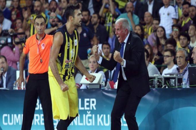 Milliyet: «Μένουν στην Φενέρ Ζοτς και Σλούκας» | panathinaikos24.gr