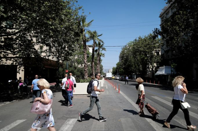 Φοίνικες στην Πανεπιστημίου – Για τον «Μεγάλο Περίπατο» της Αθήνας | panathinaikos24.gr
