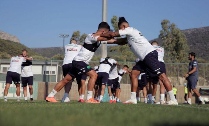 Παναθηναϊκός: Με αρκετές απουσίες η προπόνηση – Νικήτρια η κίτρινη ομάδα στο «διπλό» | panathinaikos24.gr