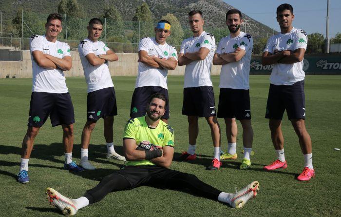 Παναθηναϊκός: Νικήτρια η ομάδα του Διούδη (Pic)   panathinaikos24.gr
