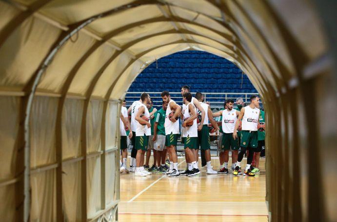 «Πρώτη» προπόνηση για τον νέο Παναθηναϊκό (Pics) | panathinaikos24.gr
