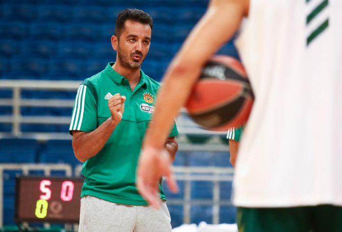 Βόβορας: «Φτιάξαμε ανταγωνιστική ομάδα – Ο Σαντ Ρος μπορεί να αλλάξει τις ισορροπίες»   panathinaikos24.gr