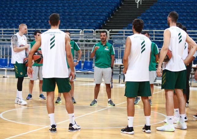 Παναθηναϊκός: Με διπλή προπόνηση η προετοιμασία | panathinaikos24.gr