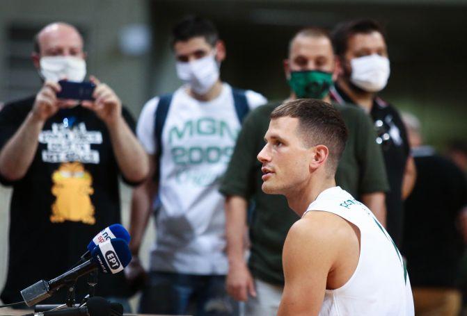 Νέντοβιτς για Βόβορα: «Δεν μου μίλησε για τους τραυματισμούς μου – Χαρούμενος που είμαι στον ΠΑΟ»   panathinaikos24.gr