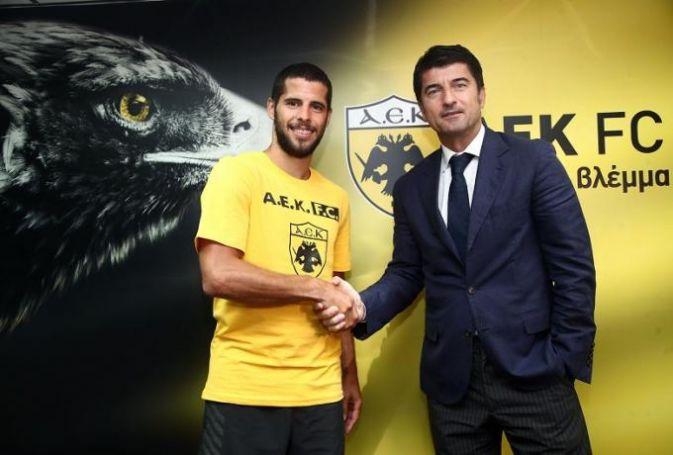 """Ινσούα για ΑΕΚ: """"Έγινε αυτό που ήθελα""""   panathinaikos24.gr"""