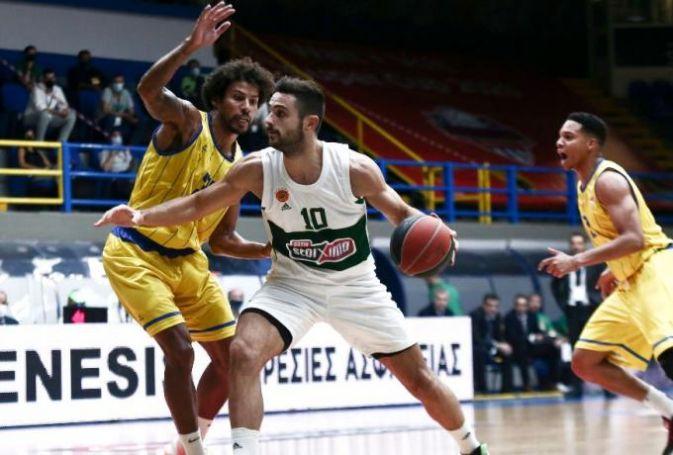 Τα highlights από το Παναθηναϊκός – Περιστέρι (vid)   panathinaikos24.gr