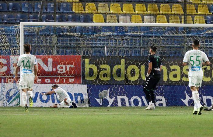 Με μισή ώρα μπάλα δουλειά δεν γίνεται | panathinaikos24.gr