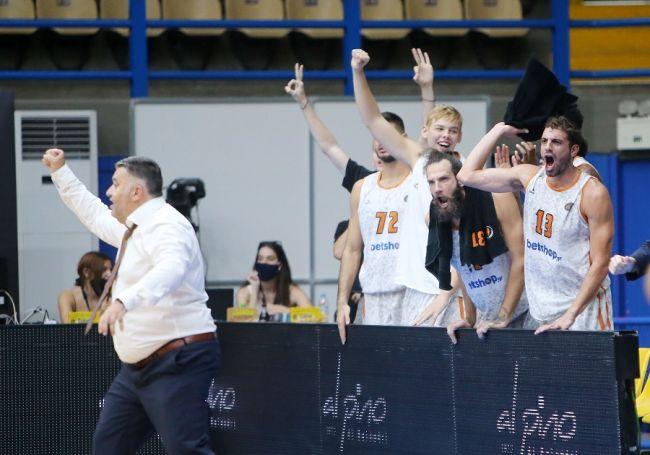 Σάρωσε την ΑΕΚ ο Προμηθέας και πέρασε στον τελικό!   panathinaikos24.gr