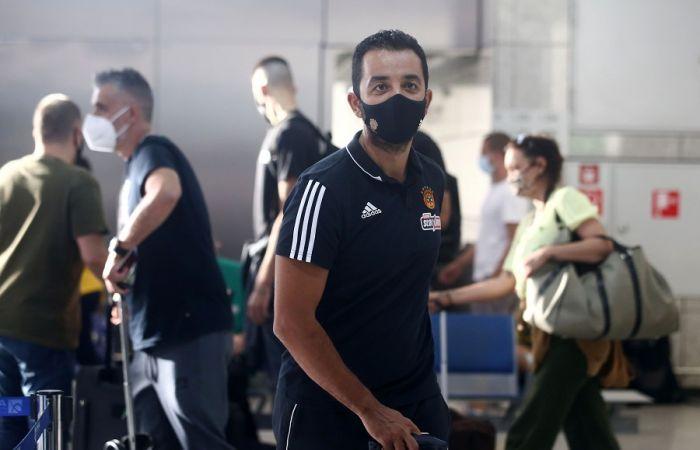 Βόβορας: «Να παραμείνουμε ανταγωνιστικοί μέχρι το τέλος του αγώνα» | panathinaikos24.gr