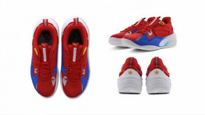 Αυτά είναι τα αθλητικά παπούτσια του Super Mario Bros   panathinaikos24.gr