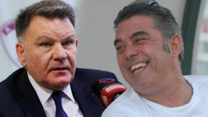 Άγριος on air καβγάς Μύρτσου- Αλέξη Κούγια (Aud)   panathinaikos24.gr