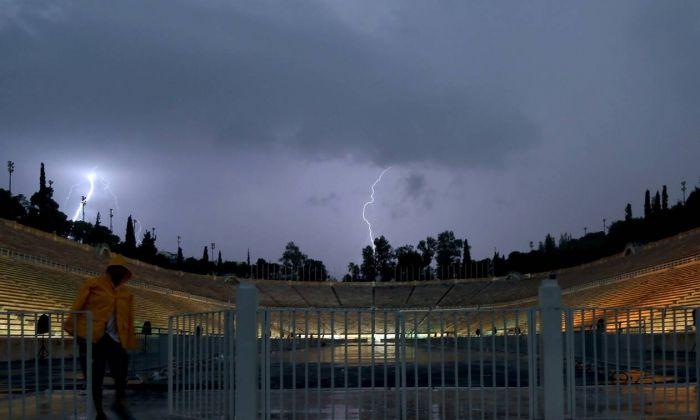 Καιρός στην Αθήνα – Κακοκαιρία Ιανός: Ισχυρά φαινόμενα από τη νύχτα – Δείτε χάρτες | panathinaikos24.gr