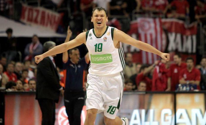 Όταν ο Σάρας φόρεσε τα πράσινα (vid) | panathinaikos24.gr