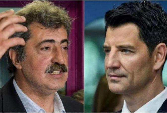 Μεγάλη κόντρα Ρουβά-Πολάκη: Εξώδικο του τραγουδιστή στον βουλευτή για τη Χρυσή Αυγή | panathinaikos24.gr