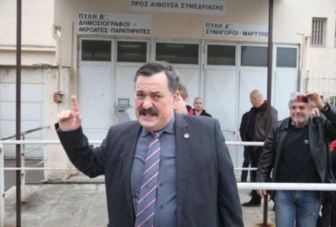Τα λαγωνικά τον εντόπισαν: Εκεί κρυβόταν ο χρυσαυγίτης Παππάς για να αποφύγει τη σύλληψη (Pics) | panathinaikos24.gr